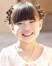あみあみリボン|ANT'S Hair and Resort 辻堂本店のキッズヘアスタイル