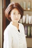上品女性のエレガントボブ|ANT'S Hair and Resort 辻堂本店のヘアスタイル