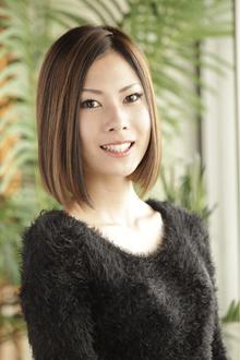 大人かっこいいラインボブ|ANT'S Hair and Resort 辻堂本店のヘアスタイル