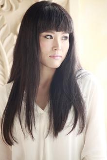 ナチュラルロングストレート|ANT'S Hair and Resort 辻堂本店のヘアスタイル