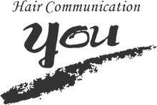 Hair communication you  | ヘアコミュニケーション ユー  のロゴ