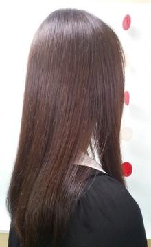艶サラ♪ナチュラルロング|Salon DE Breathのヘアスタイル