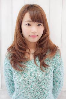 やわらかカールのロング☆|Sourireのヘアスタイル