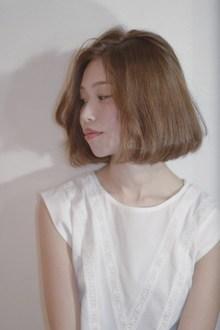 ナチュラルボブ|siteのヘアスタイル