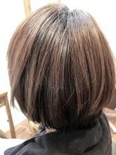 サラツヤボブ|nuvolaのヘアスタイル