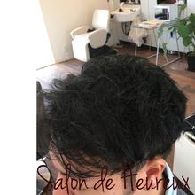 できる男風|Salon de Heureuxのメンズヘアスタイル