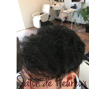 できる男風|Salon de Heureuxのヘアスタイル
