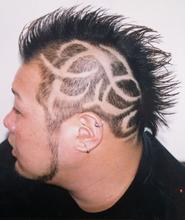 バリアート|go. HAIRのヘアスタイル