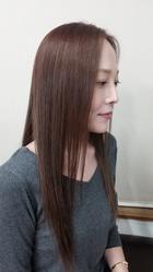 艶髪ストレート|go. HAIRのヘアスタイル