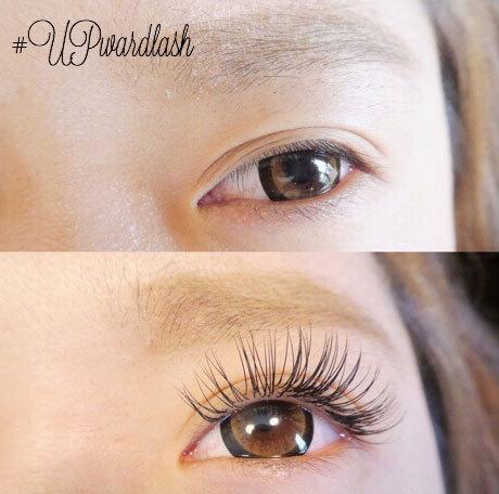 Ananas eyelash