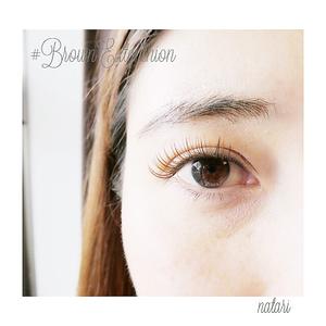 カラーエクステ|Ananas eyelashのヘアスタイル