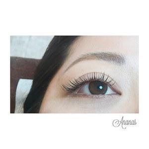 タレ目デザイン|Ananas eyelashのヘアスタイル