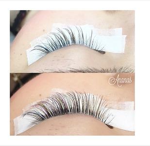 リペア(カラーエクステ)|Ananas eyelashのヘアスタイル