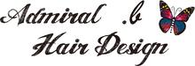 Admiral.b Hair Design  | アドミラル ベー ヘアーデザイン  のロゴ