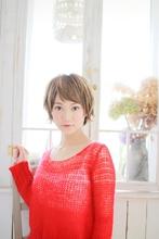ダークマッシュショート☆|Mon Coeur 土屋 丈宝のヘアスタイル