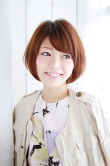大人のキレイめショートボブ☆|Mon Coeurのヘアスタイル