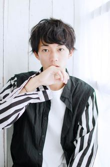 スマートマッシュ〜重軽マッシュパーマ〜 Mon Coeurのヘアスタイル
