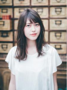 最新ヘア☆ハンサムミディ|Mon Coeurのヘアスタイル