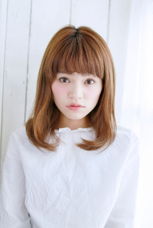 愛されスプリングロブ☆|Mon Coeurのヘアスタイル
