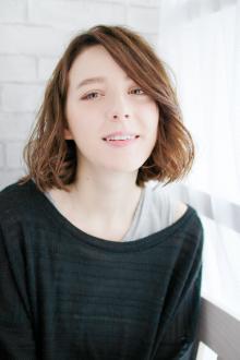 やわらかふんわりボブパーマ☆ Mon Coeurのヘアスタイル