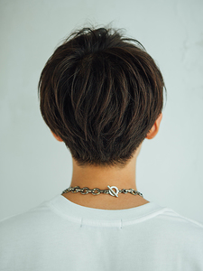 ツーブロックマッシュショート|Mon Coeurのヘアスタイル