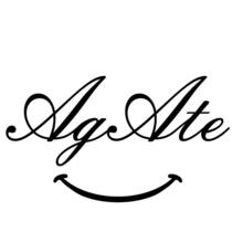 錦糸町 美容院 Agate  | キンシチョウビヨウイン アゲート  のロゴ