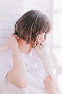 ヴァネッサセンシュアルボブ|錦糸町 美容院 Agateのヘアスタイル