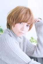 カジュアルショートボブ!|錦糸町 美容院 Agateのヘアスタイル