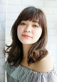 キュートカジュアルスタイル|錦糸町 美容院 Agateのヘアスタイル