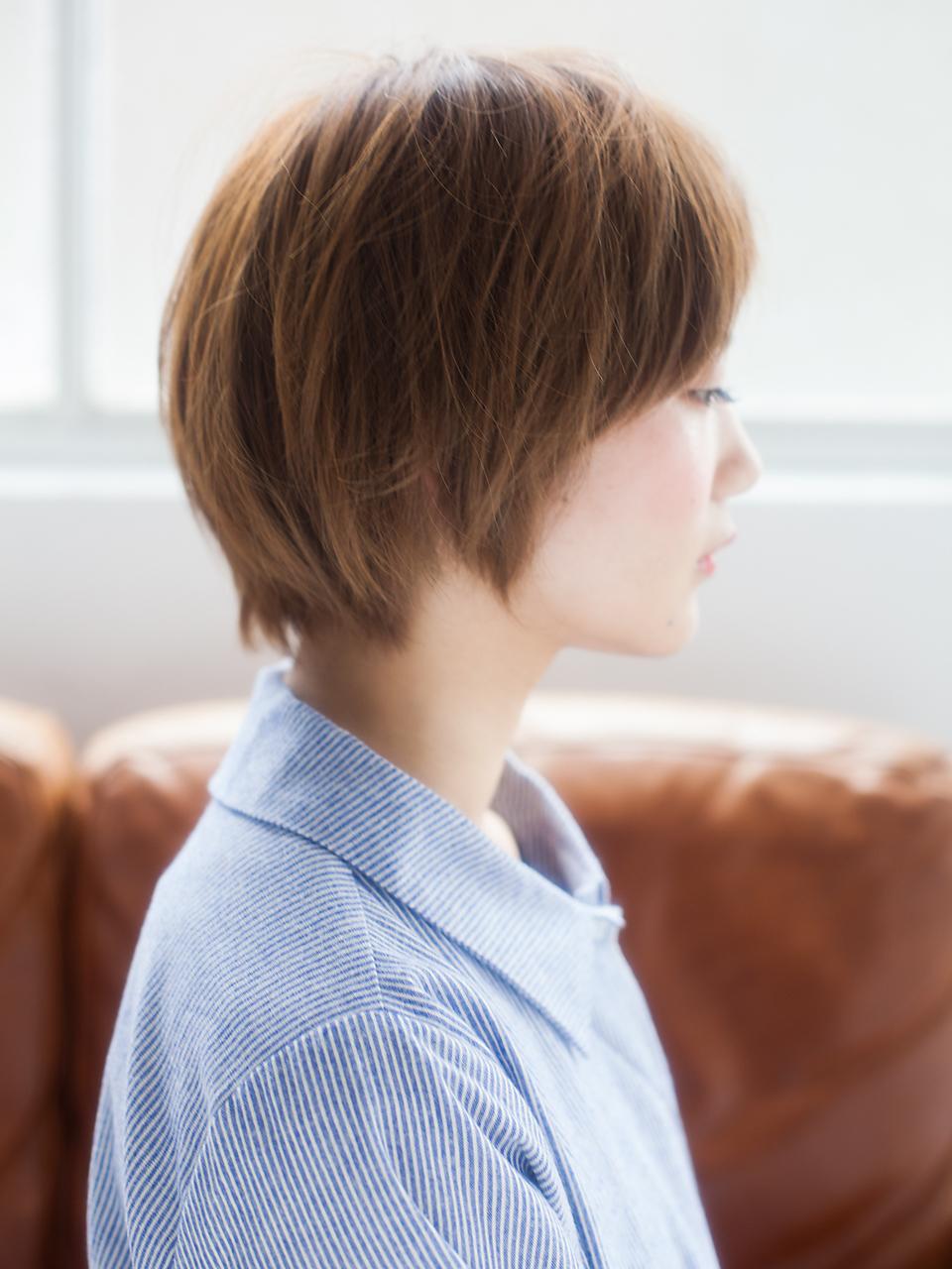 ☆愛され小顔ショート☆