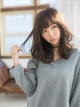 好感度No1☆モテ髪パーマ|押上美容院 vita 湯澤 一貴のヘアスタイル