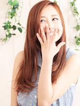 ★★大人気なノームコアなナチュラルロング★★|押上美容院 vita 湯澤 一貴のヘアスタイル