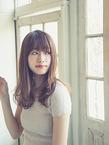 ☆外国人風ラフウェーブ☆|押上美容院 vitaのヘアスタイル