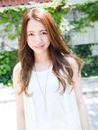 ☆清楚系ソフトウェーブ☆|押上美容院 vitaのヘアスタイル