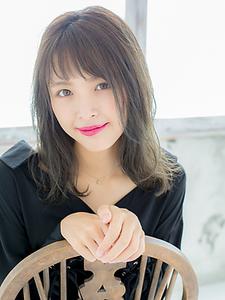 おしゃかわセミディ☆|押上美容院 vitaのヘアスタイル