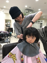 キッズカット|Hair Salon 1214のヘアスタイル