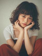 カールミディ|Lian 方南町店 松本 沙弥香のヘアスタイル