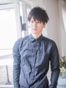 モテメンズショート Grand Chariot 笹塚店のヘアスタイル