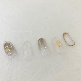 大人ニュアンス|e-style 豊川店 -Nail-のネイル