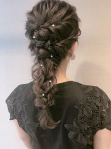 あみおろし|LuLu 池袋 のヘアスタイル