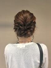 アップ|LuLu 池袋  柳井 里美のヘアスタイル