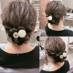 アップ|LuLu 池袋 のヘアスタイル