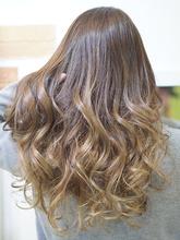 シールエクステ×グラデーションス|emi+ Hair & eyelash 練馬のヘアスタイル