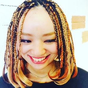 ブレイズボブ|emi+ Hair & eyelash 練馬のヘアスタイル