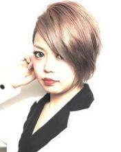 新鮮!逆パターングラデーション|emi+ Hair & eyelash 練馬のヘアスタイル