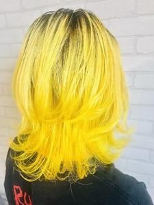 イエローウルフ|emi+ Hair & eyelash 練馬のヘアスタイル
