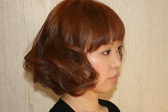 ガーリーボブ|hair make ARTISANのヘアスタイル
