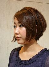 似合わせカット|hair make ARTISANのヘアスタイル