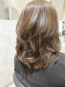 ウルフレイヤースタイル|e-style Lienのヘアスタイル