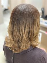 グラデーションカラー|e-style Lienのヘアスタイル